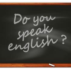 20 užsiėmimų (10 savaičių) anglų kalbos kursai (grupėse)
