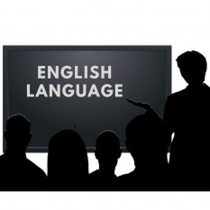 Anglų kalbos užsiėmimas grupelėje