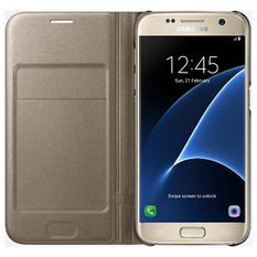 SAMSUNG LED Galaxy S7 EDGE dėkliukai