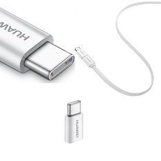 HUAWEI adapteris AP52 USB Type-C 5V2A Baltas