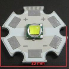 Šviesos diodas XML-T6 10W, 1040 lm 120°
