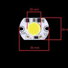 Šviesos diodas COB 10W