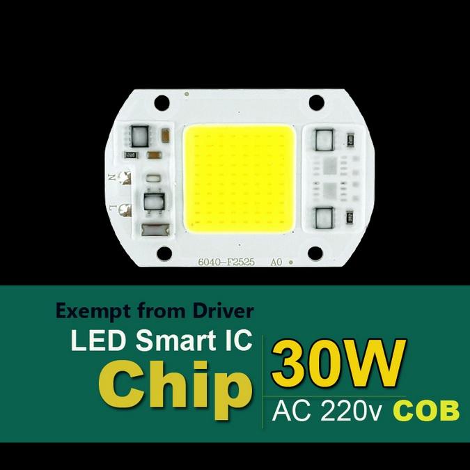 Šviesos diodas COB 30W