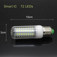 E27 Led lemputė 7w 72 SMD