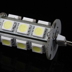 G4 Led lemputė 3.6W 18 SMD