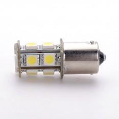 LED lemputė S25 BA15S 13 LED