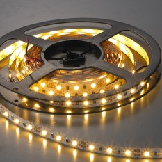 4.8W 1m LED juostelė šiltai balta šviesa