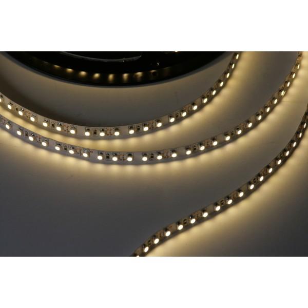 9.6W 1m LED juostelė šiltai balta šviesa