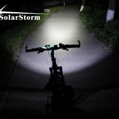 2x CREE XM-L U2 LED dviračiui