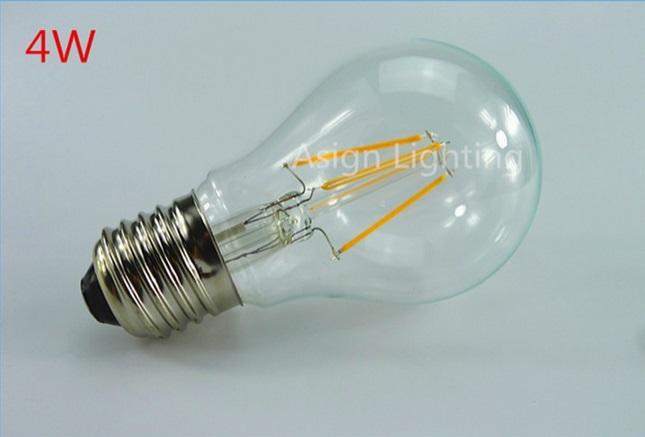 E27 Led lemputė 4w CR