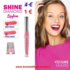 Lūpų Blizgiai Shine Diamond Lip Gloss matiniai / blizgūs 12ml