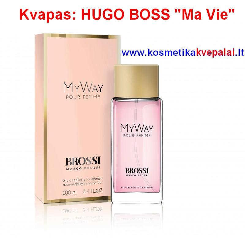 "HUGO BOSS ""Ma Vie""   100 ml   EDT   Kvepalai moterims (analogas)"
