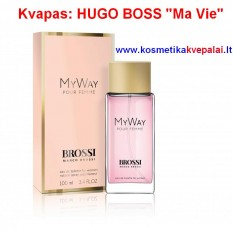 """HUGO BOSS """"Ma Vie""""   100 ml   EDT   Kvepalai moterims (analogas)"""