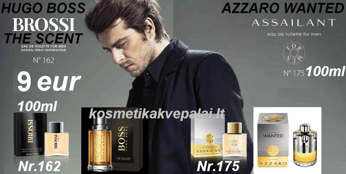 "HUGO BOSS ""THE SCENT""  EDT   Kvepalai vyrams (analogas)"