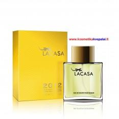 """LACOSTE """"EAU DE LACOSTE L.12.12 JAUNE"""" (geltonas)   100 ml   EDT   Kvepalai vyrams (analogas)"""