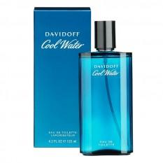 """DAVIDOFF """"Cool Water"""" 125ml EDT   Kvepalai vyrams. APRAŠYMĄ RASITE PASPAUDUS ANT NUOTRAUKOS."""
