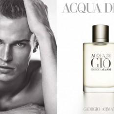 """GIORGIO ARMANI """"Acqua Di Gio""""   100ml   EDT   Kvepalai vyrams. APRAŠYMĄ RASITE PASPAUDUS ANT NUOTRAUKOS."""