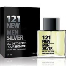 """Carolina Herrera """"212 VIP""""  Silver   100 ml   EDT   Kvepalai Vyrams (analogas)"""