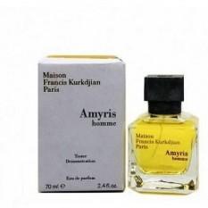 """Maison Francis Kurkdjian """"AMYRIS HOMME"""" 70 ml   EDP   Kvepalai vyrams. APRAŠYMAS - PASPAUDUS ANT NUOTRAUKOS."""