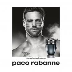 "PACO RABANNE     "" INVICTUS "" INTENSE  100 ml   EDT   Kvepalai vyrams"