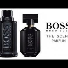 """HUGO BOSS   """"The Scent Black """" for Her   100 ml   EDP   Kvepalai moterims."""