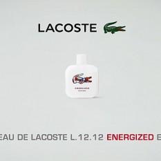 LACOSTE   ENERGIZED   100 ml   EDT   Kvepalai Vyrams