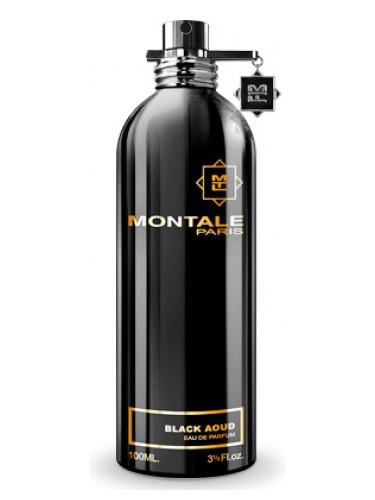MONTALE Paris   BLACK Aoud   EDP 100 ml   Nišiniai kvepalai Vyrams