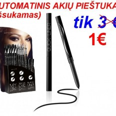 Automatinis akių pieštukas (išsukamas)