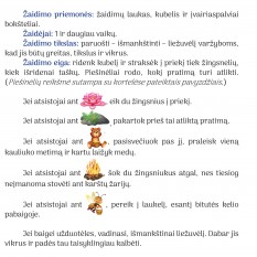 Aistė Kvičiuvienė, Inesa Sabaliauskienė. VIKRUOLIS LIEŽUVĖLIS