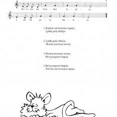 Išdykusios dainelės ir giesmelės