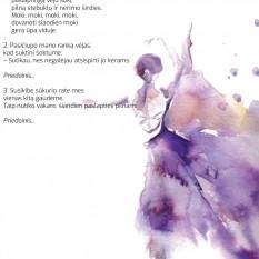 Inga Gučienė. Iškeliauju  į platų pasaulį + CD