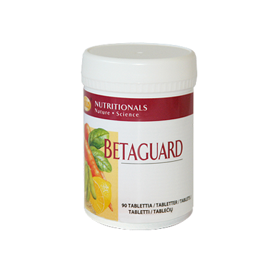 Betaguard-papildas saugantis nuo oksidacinės pažaidos