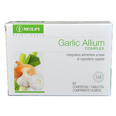 Česnakų ir svogūnų maisto papildas su alicinu