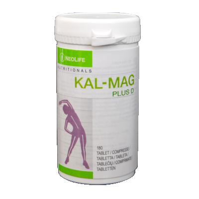 Kalcis, magnis su vitaminu D
