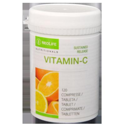 Prailginto veikimo vitaminas C