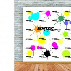 Fotosienelė su Jūsų įmonės logotipu