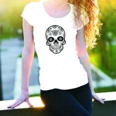 Marškinėliai Skull2