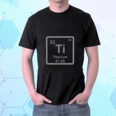 Marškinėliai Element Titanium