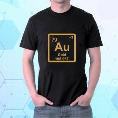 Marškinėliai Element Gold