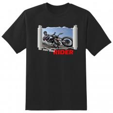 Marškinėliai DIRT BIKE Rider