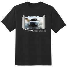Marškinėliai Mitsubishi Driver