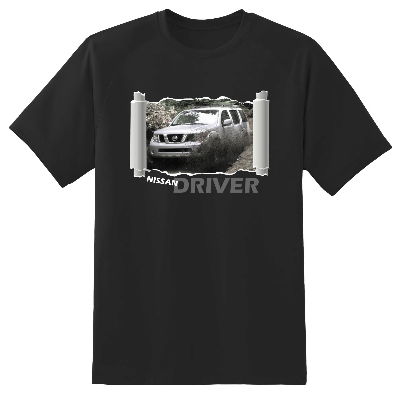 Marškinėliai Nissan Driver