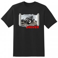 Marškinėliai Tractor Driver