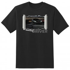 Marškinėliai Mercedes Driver