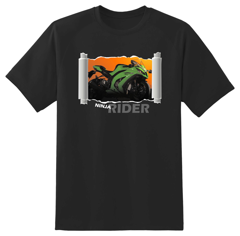 Marškinėliai Ninja Rider