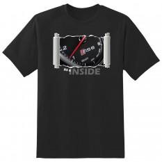 Marškinėliai RS6 inside