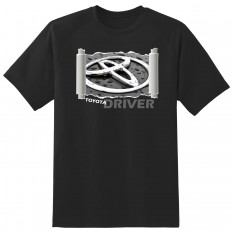 Marškinėliai Toyota Driver