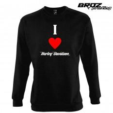Džemperis Love Harley-Davidson