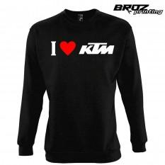 Džemperis Love KTM