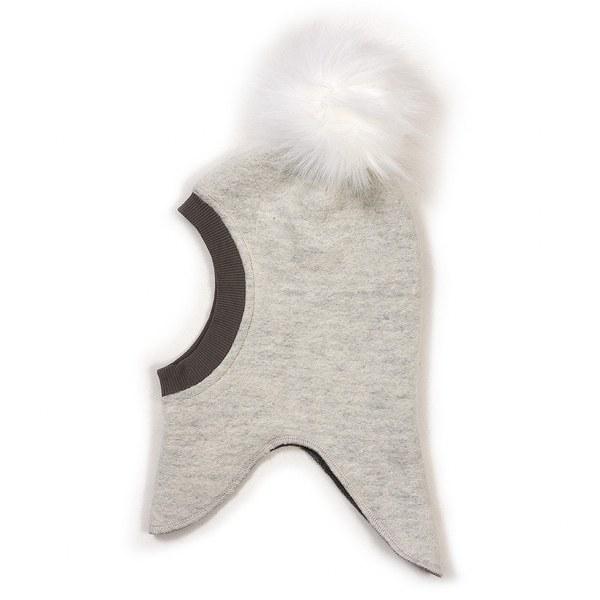 Vilnonė kepurė-šalmas (dvigubas sluoksnis), modelis 2917